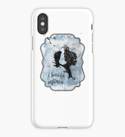 A Beautiful Nightmare iPhone Case