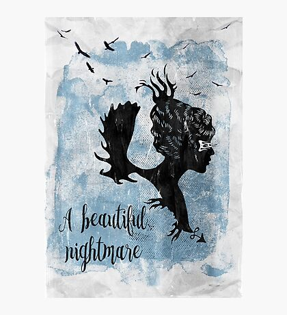 A Beautiful Nightmare Photographic Print