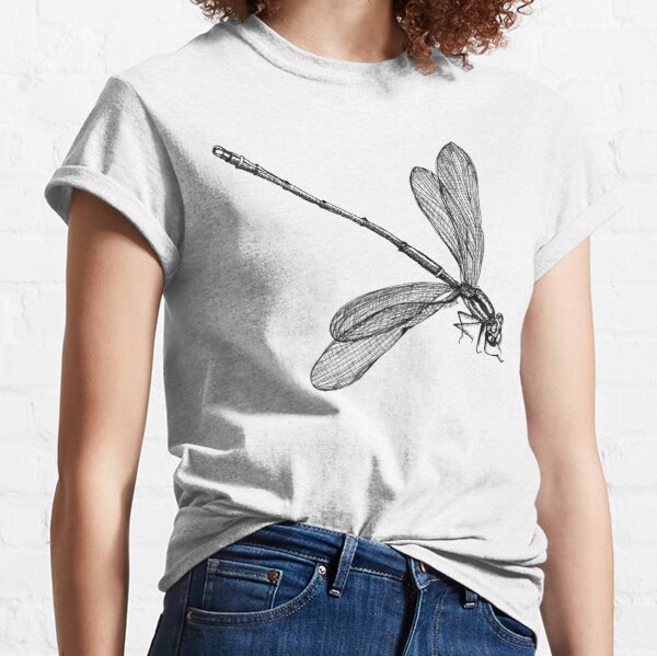 Eve the Dragonfly  Classic T-Shirt