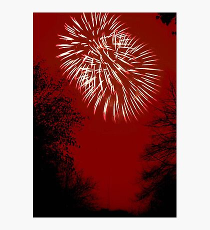 Fireworks Spectacular © Photographic Print