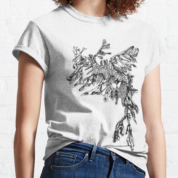 Steve the Leafy Sea Dragon Classic T-Shirt