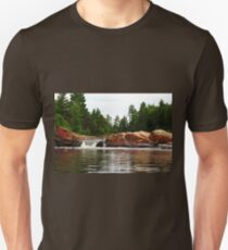 Sturgeon Cascades T-Shirt