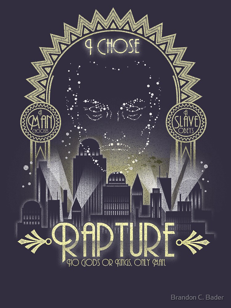 I Chose Rapture | Unisex T-Shirt
