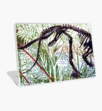 Ancient Hypsilophodon Laptop Skin