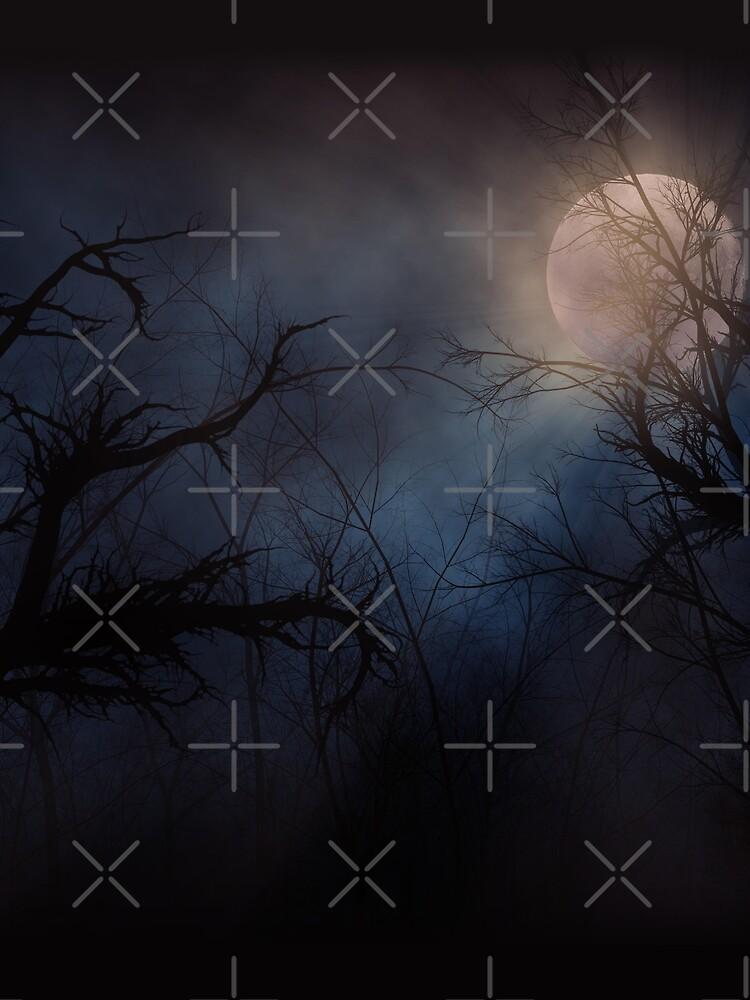 Haunted Forest  by AnnArtshock