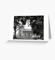 St. Paul's in Black and White Greeting Card