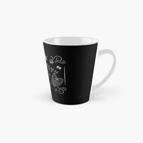The Hot Mess Question and Answer Tall Mug