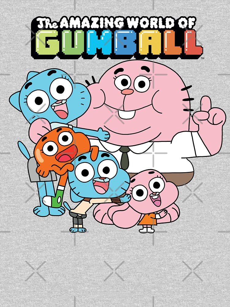 The Amazing World of Gumball by ValentinaHramov