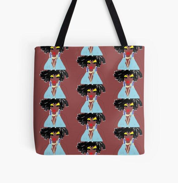 JAZEAZ® 2020 6 All Over Print Tote Bag