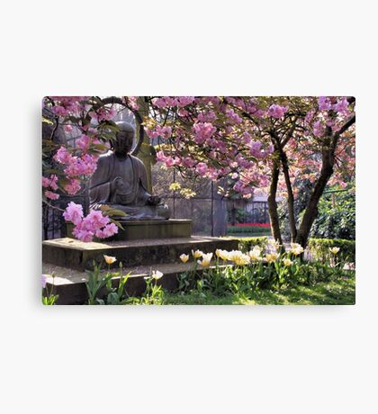Blessing of Spring Canvas Print