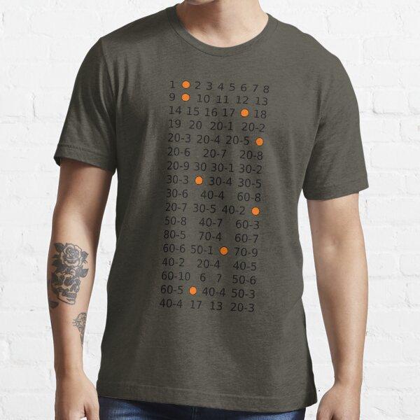 Boards of Canada - Aquarius Essential T-Shirt