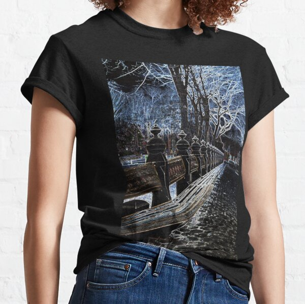 Ghostly Central Park Classic T-Shirt