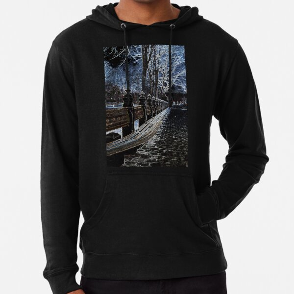 Ghostly Central Park Lightweight Hoodie