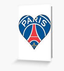 PSG Love Greeting Card