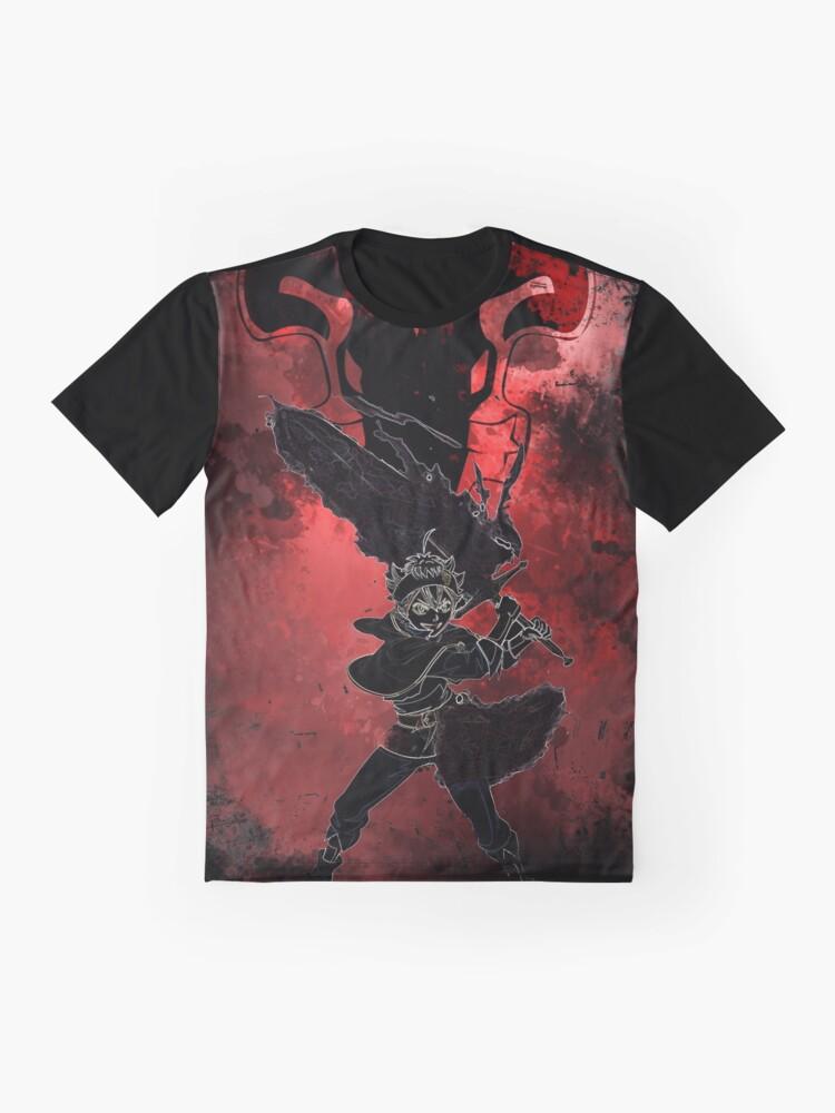 Alternate view of no magic awakening Graphic T-Shirt