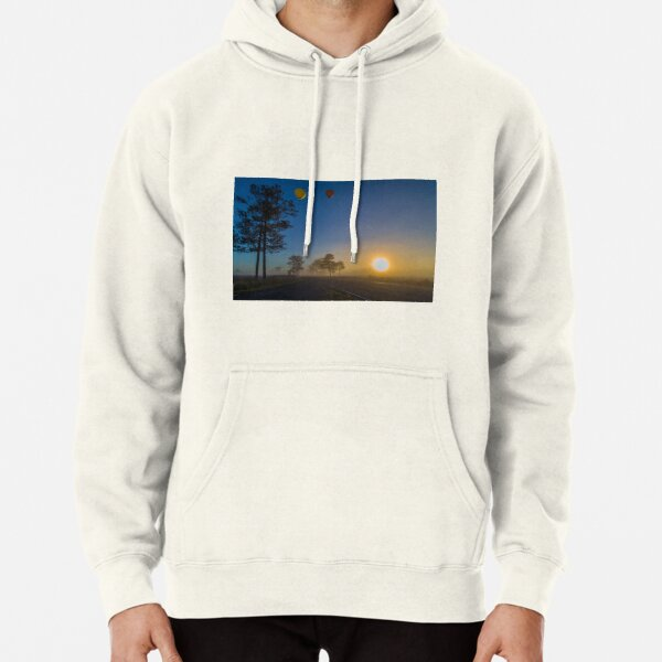 Misty morning Pullover Hoodie