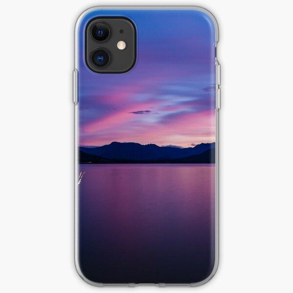 Lake Moogerah iPhone Soft Case