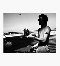 Pong Photographic Print