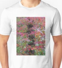 Fall Color Leaves T-Shirt