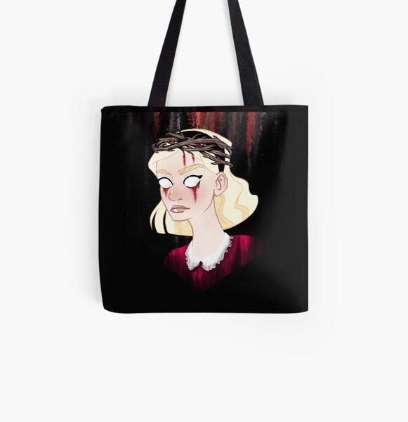 Sabrina the Teenage Witch - Dark Sabrina All Over Print Tote Bag