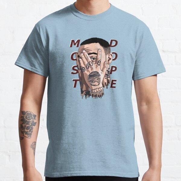 LA MAYORÍA DE DOPE MAC MILLER FACE Camiseta clásica