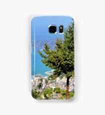 Lebanon's Blue Coast Samsung Galaxy Case/Skin