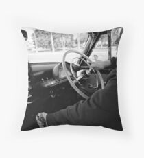 BOOGIE Throw Pillow