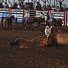 st paul rodeo  by Jeannie Peters