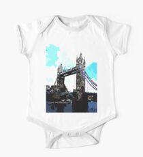 London Tower Bridge UK One Piece - Short Sleeve