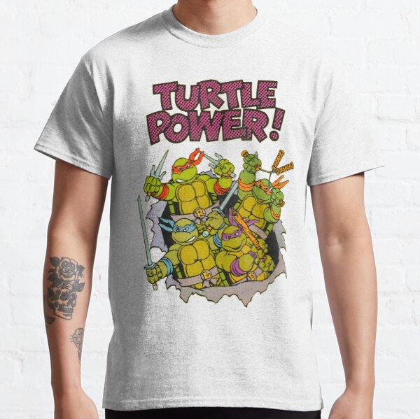 Turtle Power! Classic T-Shirt