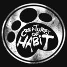 Creatures of Habit Distressed Design by Gregory Colvin