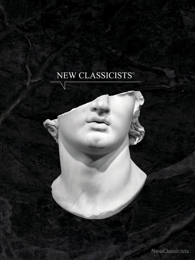 New Classicists Gadgets Merch - NC logo by NewClassicists