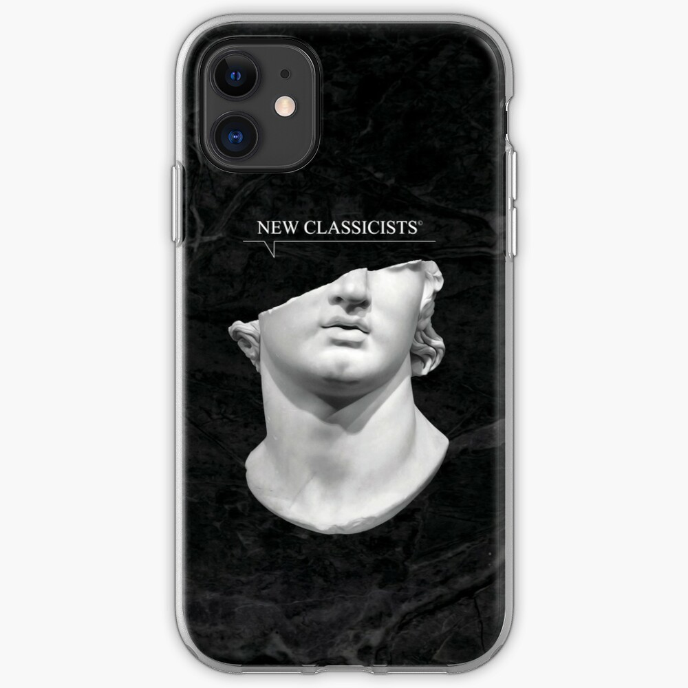 New Classicists Gadgets Merch - NC logo iPhone Case & Cover