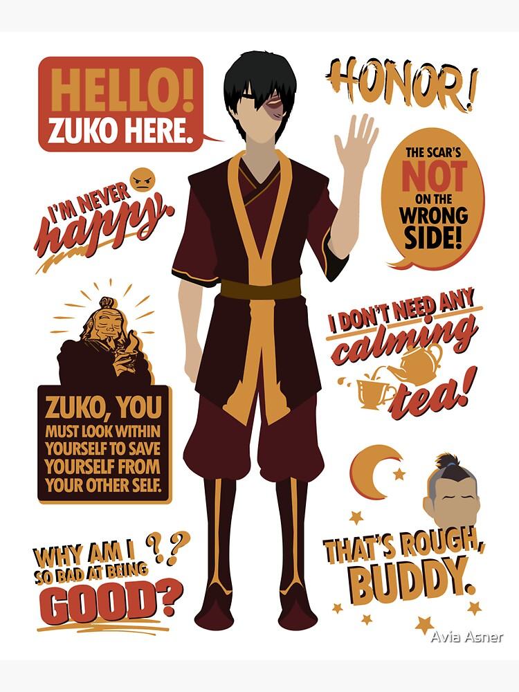 Hello, Zuko Here! by aviaa
