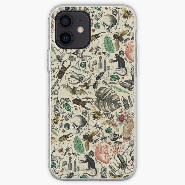 Cute Vintage Bug pattern iPhone Soft Case