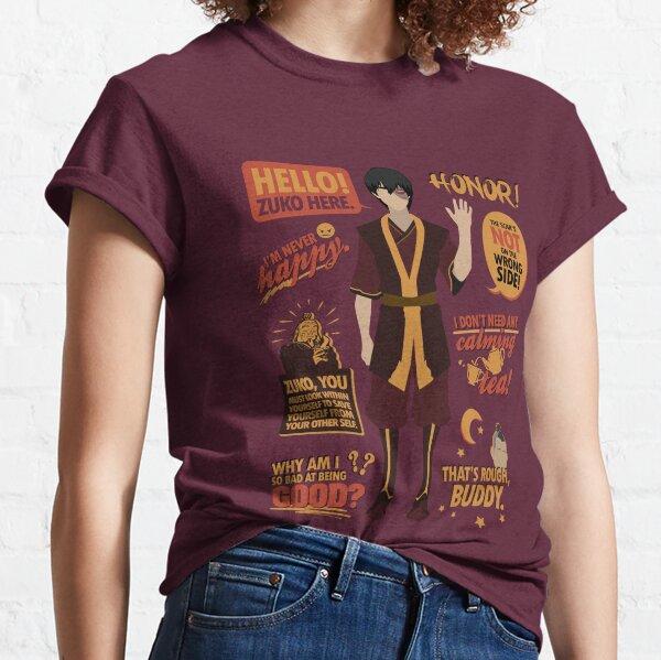 Hello, Zuko Here! Classic T-Shirt