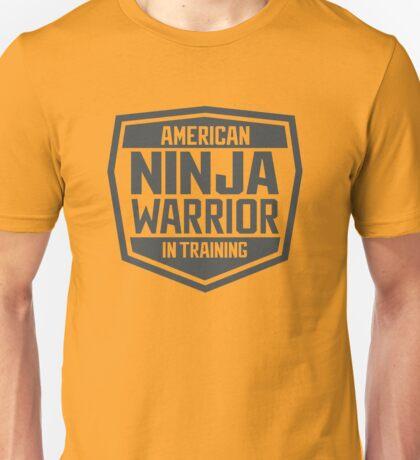 American Ninja Warrior in Training Unisex T-Shirt