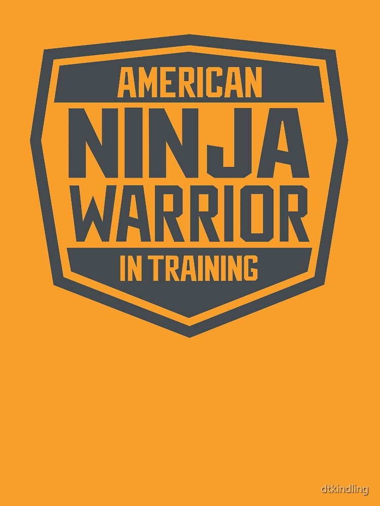American Ninja Warrior in Training by dtkindling