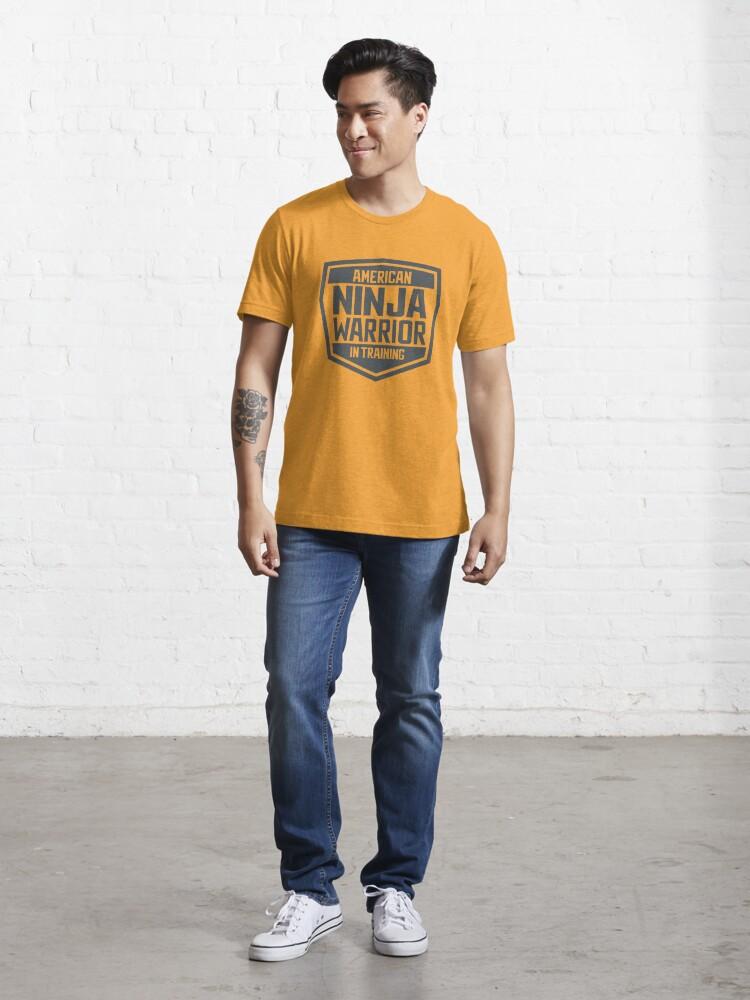 Alternate view of American Ninja Warrior in Training Essential T-Shirt
