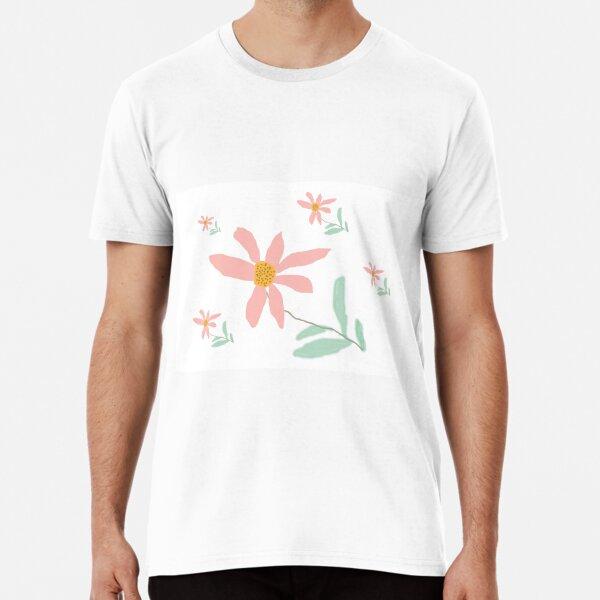 Daisy Doodles Premium T-Shirt