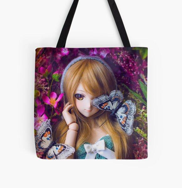 Coco's Valentine All Over Print Tote Bag