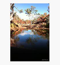 Wanna Munna, Western Australia Photographic Print