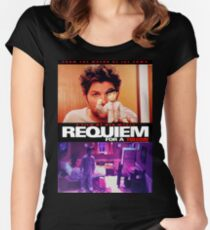 Requiem for a Tuesday Women's Fitted Scoop T-Shirt