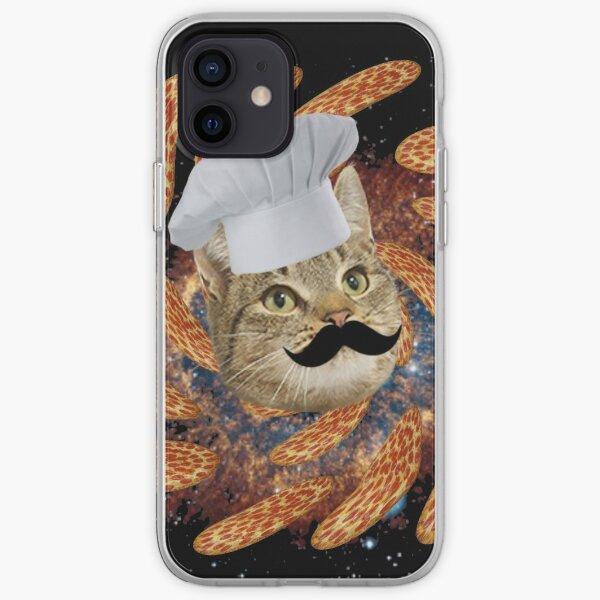 Chef Cat iPhone Soft Case