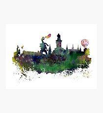 Cracow skyline Photographic Print
