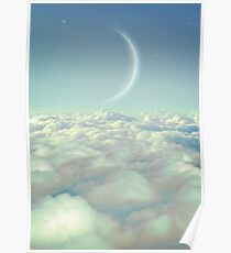 Dream Above The Clouds Poster
