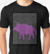 """""""The Year Of The Pig / Boar"""" Clothing Unisex T-Shirt"""