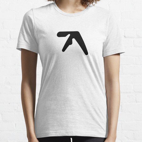 Aphex Twin Logo Dark Simple T-shirt essentiel