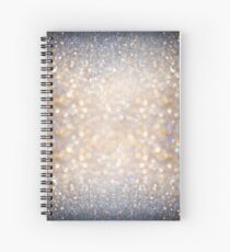 Glimmer of Light Spiral Notebook