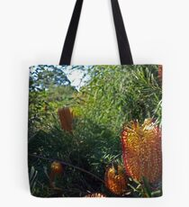 Lady Denman gardens, huskisson nsw Tote Bag